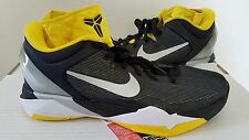 DS Nike Zoom Kobe VII 7 System SUPREME Black White Del Sol Stealth sz 7 1 insole