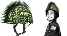 Raskullz Mohawk Child Bike Helmet T-rex Ages 3+