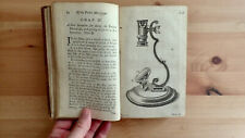 PRINTED 1744 THE MICROSCOPE MADE EASY BY HENRY BAKER RARE INTRODUCTION SCIENCE