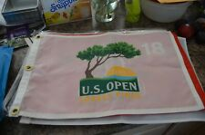 2008 U.S. Open Torrey Pines Golf Pin Flag Tiger Woods 14th Major Win