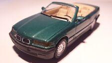 1/43SOL060 BMW SERIE 3 ,  VERDESOLIDO