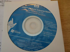 HP iPaq 200 Series Enterprise User Guide+Getting Started CD Win 6 461301-033