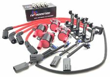 Mazda RX8 RX-8 D585 HI Output GM Ignition Coil Conversion Kit w/ NGK Spark Plugs