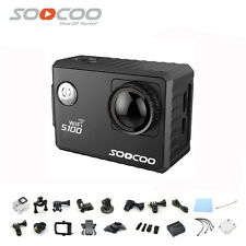 SOOCOO S100 4K Wifi NTK96660 30M GPS Gyro Stabilizer Sports Camera Action Cam DV