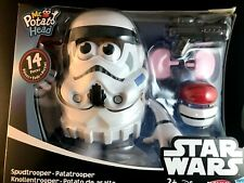 Star Wars Stormtrooper Mr. Potato Head. Rare HTF BNIB 2015 by Playskool Hasbro