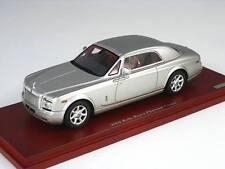 Articoli di modellismo statico in argento per Rolls-Royce scala 1:43