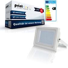 LED Floodlights 50W 6400 K IP65 Spotlight Floodlight White without Sensor