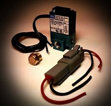 Genuine MAC USA   Solenoid valve pwm turbo 35A-AAA-DDBA-1BA   BCS