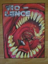 VIO-LENCE Eternal Nightmare BACK PATCH printed NEW thrash metal