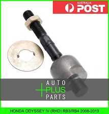 Fits HONDA ODYSSEY IV (RHD) RB3/RB4 2008-2013 - Steering Rack End Tie Rod