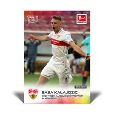 Topps Now Bundesliga 2020-21 - Card 18 - Sasa Kalajdzic - VfB Stuttgart