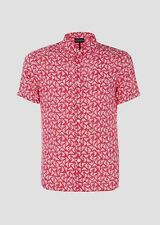 EMPORIO ARMANI SHIRT WITH SHORT SLEEVES SIZE S