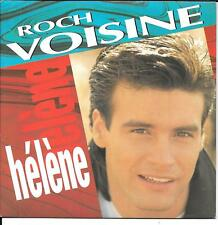 "45 TOURS / 7"" SINGLE--ROCH VOISINE--HELENE / TON BLUES--1989"