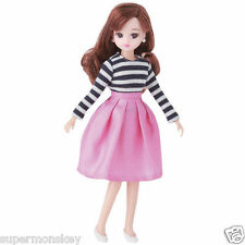 TAKARA TOMY JAPAN LICCA CHAN VERY STRIPE CLOTHES LA82246