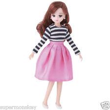 TAKARA TOMY JAPAN LICCA CHAN VERY STRIPE CLOTHES LA82246