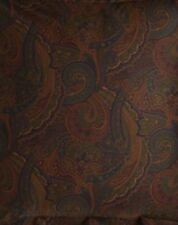 Ralph Lauren Frazier Multi / Paisley 1Pc King Pillow Sham Nip $130