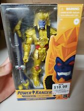 GameStop Power Rangers Lightning Collection Mighty Morphin Goldar