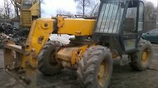 Telehandler, forklift JCB 528-70 year 2000 Breaking for parts