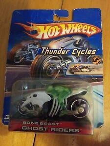 Hotwheels- Thunder Cycles