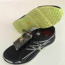 Wow Discont NEW The North Face Ultra Tr II Trail Running Shoes 9.5 Black Vibram