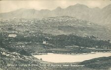 Lochinver assynt lodge and west side of quinag 1930