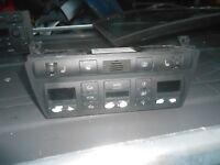 AUDI S6 A6 C5 Heated Seats AC CLIMATE CONTROL PANEL 4B0820043AD