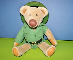 AVON KERBY VINTAGE BEAR 1983 WITH SAFARI OUTFIT / HAT & NIGHT CLOTHES + SAILOR +