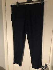 marks and spencer Mens Slim Fit Trousers 38in Waist 31in Leg
