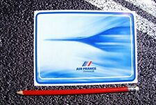 CONCORDE Air France Sticker 155mm x 110mm Aviation Aeroplane Airline Supersonic