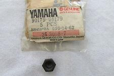 NOS YAMAHA CLUTCH NUT DS7 DT1 DT2 DT3 TX 650 750 TZ 250 350 FZR XS 360 400 500