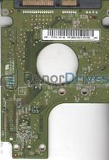 WD6400BEVT-22A0RT0, 2061-771672-001 AE, WD SATA 2.5 PCB