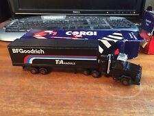 Corgi Scammel Container Truck - BF Goodrich - Blue Box