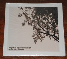 PSYCHIC SPACE INVASION - BOOK OF DREAMS (CD ALBUM 2003) SEALED / IAN HOLLOWAY