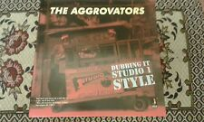 The Aggrovators , Dubbing It Studio 1 Style , New LP , Jamaican Recordings