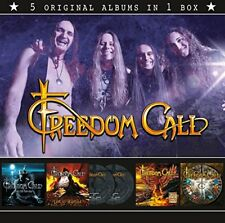 Freedom Call - 5 Original Albums in 1 Box [CD]