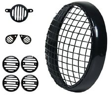 Combo Head +Tail +4 Indicator grill For Royal Enfield Classic Bullet 350.