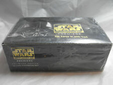 STAR WARS CCG UNLIMITED PREMIERE COMPLETE SEALED BOOSTER BOX OF 36 PACKS