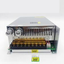 Adjustable 0-120V 8.5A 1000W Regulated Variable Switch Power Supply for DC Motor