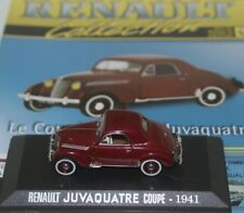 renault coupé juvaquatre Collection M6 1:43