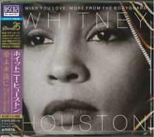 WHITNEY HOUSTON- I WISH YOU LOVE: MORE FROM THE BODYGUARD-JAPAN BLU-SPEC CD2 F56