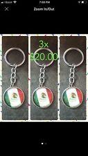 llaveros mexico 3 X$20.00(new Price $14.99)