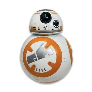 Star Wars BB-8 Fully Interactive Hero Droid Voice Controlled w/ Remote & Charger