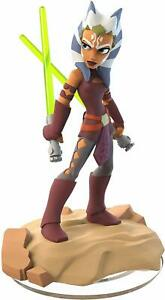 Disney Infinity Ahsoka Tano 3.0 Star Wars Single Figure Playstation 3 Video Game
