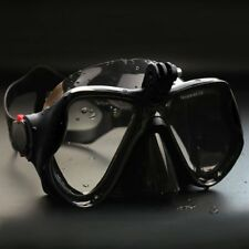 Underwater Camera Anti Fog Diving Mask Snorkel Swimming Goggles for GoPro #@