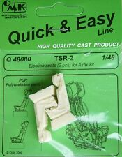 CMK 1/48 BAC TSR-2 Ejection Seats x 2 for Airfix # Q48080
