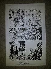 Takara DETECTIVE COMICS 46 pg 11 VERY EARLY NEW BATMAN + NEW WONDER WOMAN SHAZAM
