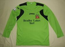 Lichfield City FC / #19 2010s GK - JOMA - MENS long-sleeved Shirt / Jersey. XS-S