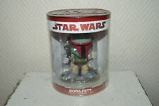 Figurine Star Wars Boba Feet Bobble Head Figure New by Funko