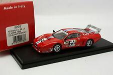 Best 1/43 - Ferrari 512 BB LM Le Mans 1979 N°64