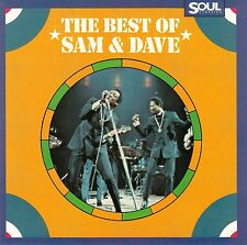 SAM & DAVE : THE BEST OF SAM & DAVE / CD (ATLANTIC/WEA 1987) - TOP-ZUSTAND